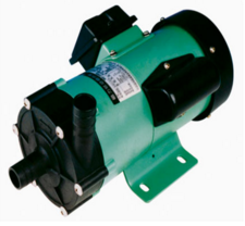 Magnetic Drive Pumps Inline Chemical Liquids MP-100R