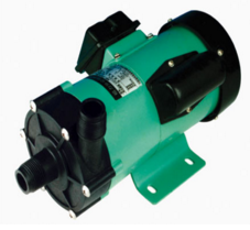 Magnetic Drive Pumps Inline Chemical Liquids MP-100RM