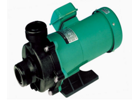 Magnetic Drive Pumps Inline Chemical Liquids MP-120RT