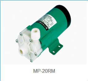 Magnetic Drive Pumps Inline Chemical Liquids MP-30RM