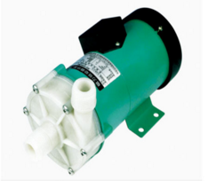 Magnetic Drive Pumps Inline Chemical Liquids MP-55RM
