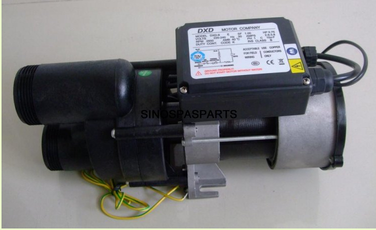 DXD-8 E hot tub spa pump Rocoi LDPB-140 AQ