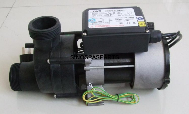 DXD-8 A hot tub spa pump Rocoi LDPB-140A