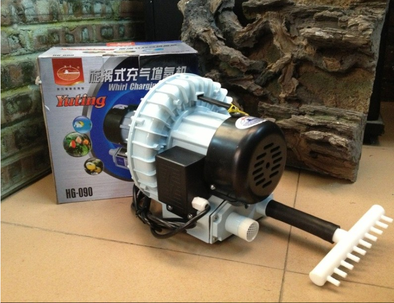 Fish Tank Vortex Air Blower SUNSUN HG180