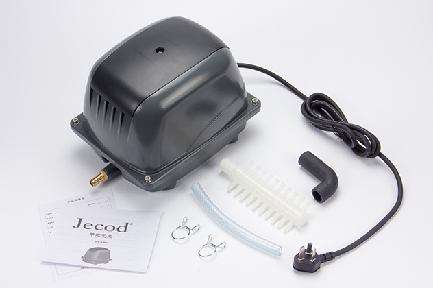 Jebao ECO quiet aquarium pond diaphragm air pump Jecod MA-80
