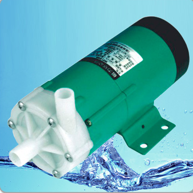 Magnetic Drive Pumps Inline Chemical Liquids MP-10R