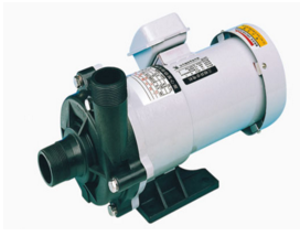 Magnetic Drive Pumps Inline Chemical Liquids MPH-400