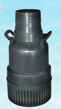 Jebo Large Flow Filter Submersible Pond Pump HP110K