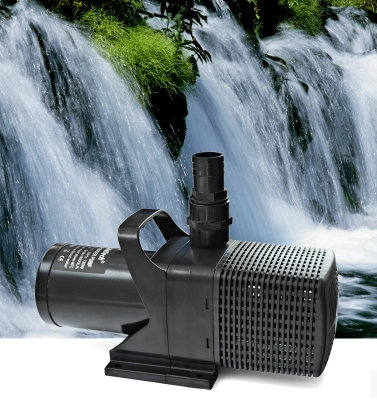 Jebo multi-system versatile and powerful pond pump SPB610